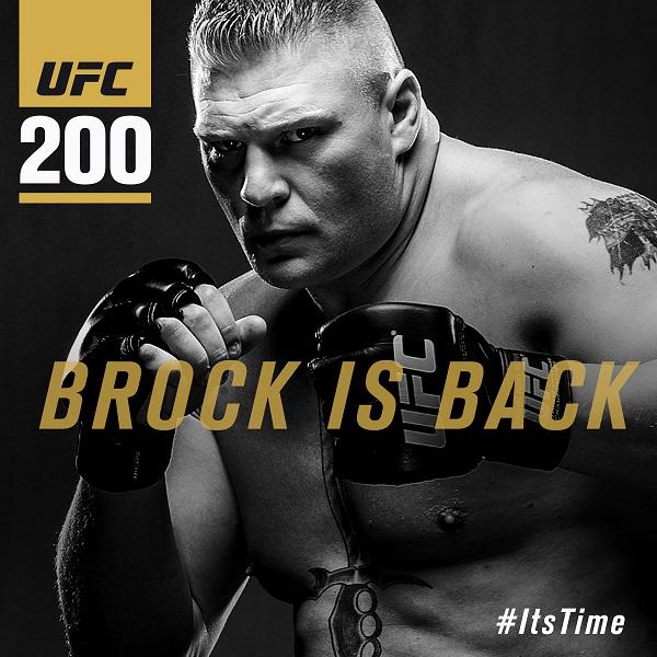 Резултатите от UFC 200