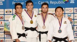 Денислав Иванов – европейски шампион по джудо за 2017-та година!