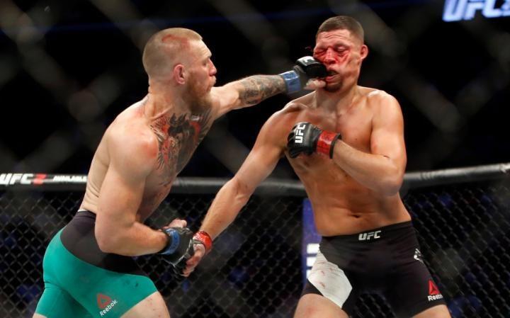 McGregor взе реванша си срещу Nate Diaz в страховито зрелище (СНИМКИ + scorecard)