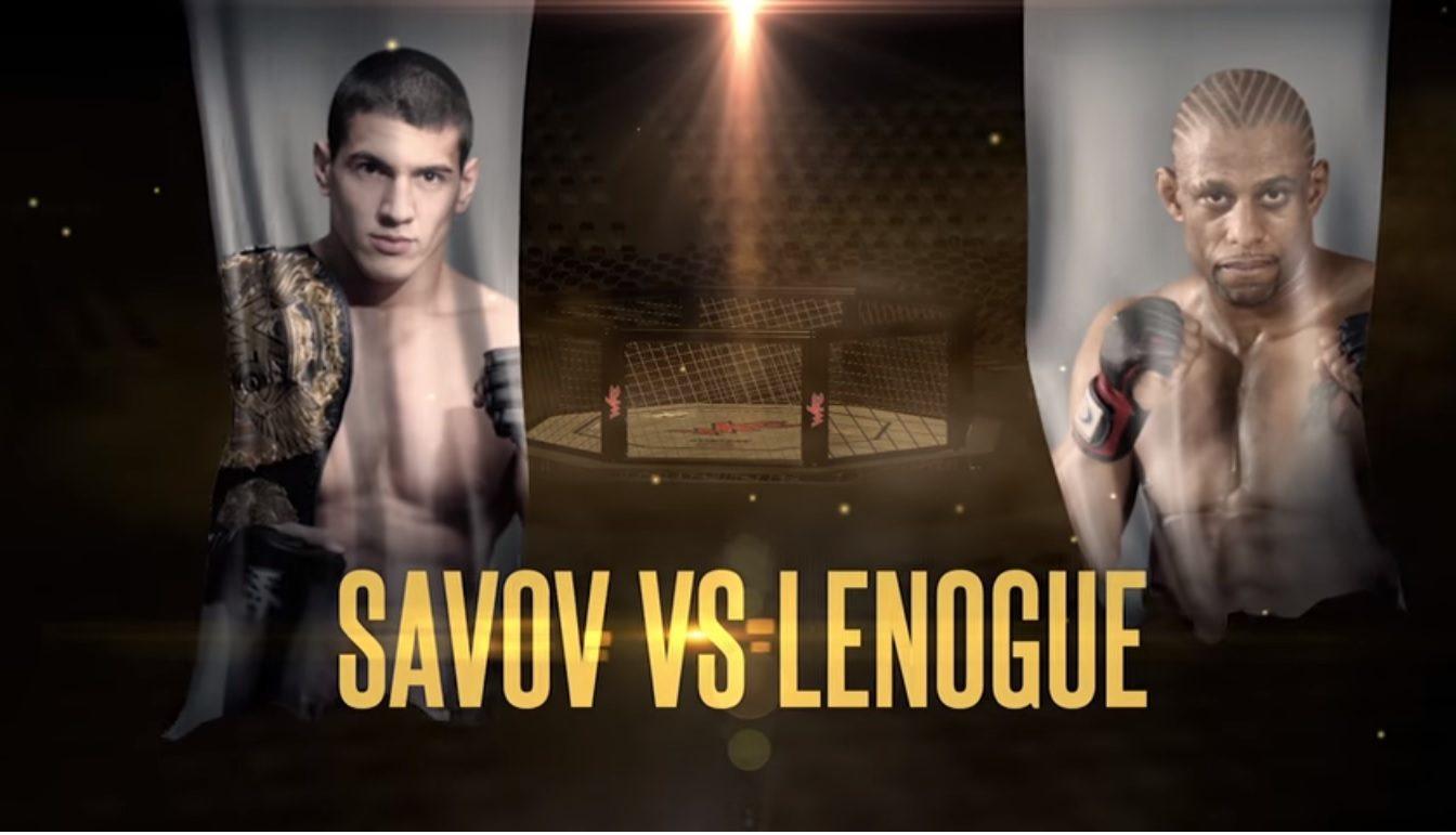 Светлозар Савов защити шампионският си пояс в WFC