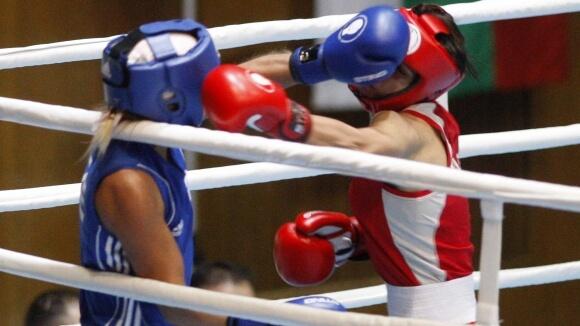 Красимира Войкова ще боксира за титлата на Европа