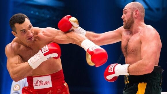 Отложиха отново реванша между Кличко и Фюри