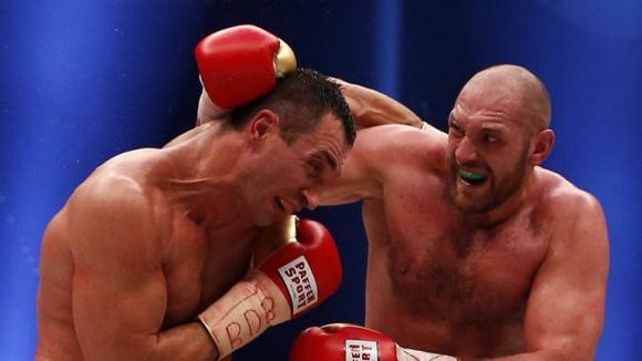 Мачът между Фюри и Кличко има нова дата