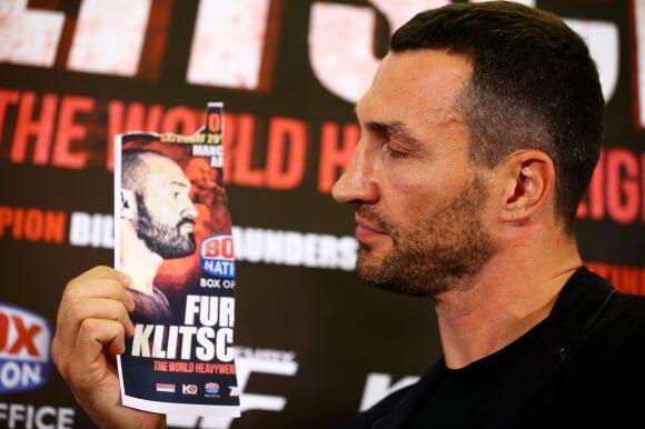 Това няма да е битка, а отмъщение! Каза Кличко за мача с Фюри (ВИДЕО)