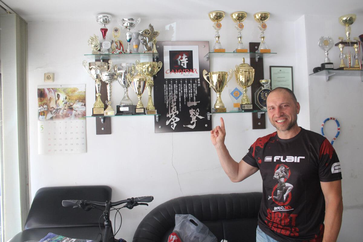 Рожден ден празнува Николай Рачев – Рака