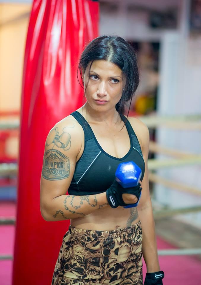 Пламена Димова – Чобанова се завръща в аматьорския кикбокс