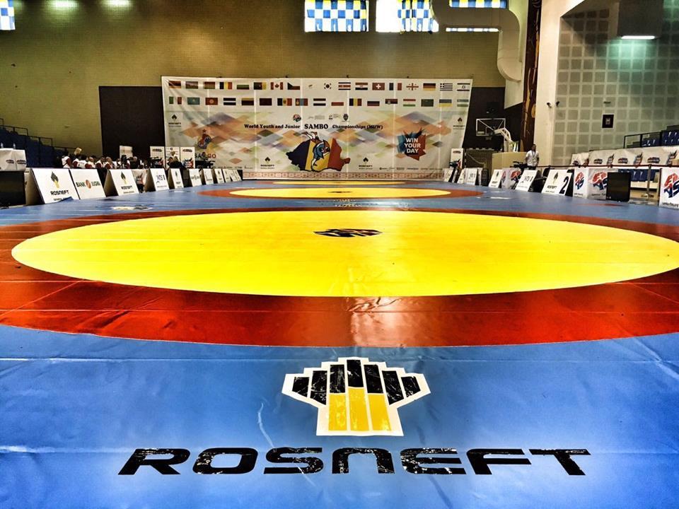 Световен шампион и много медали за България на СП по самбо за младежи и девойки