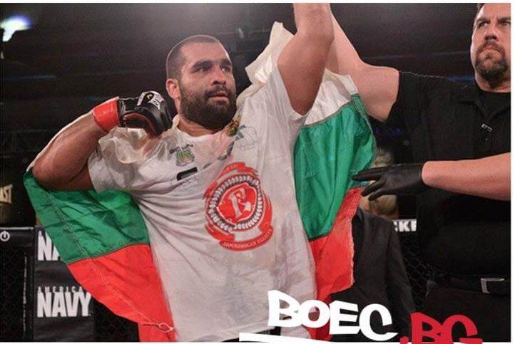 Багата: В UFC съм, за да се бия с най-добрите в света