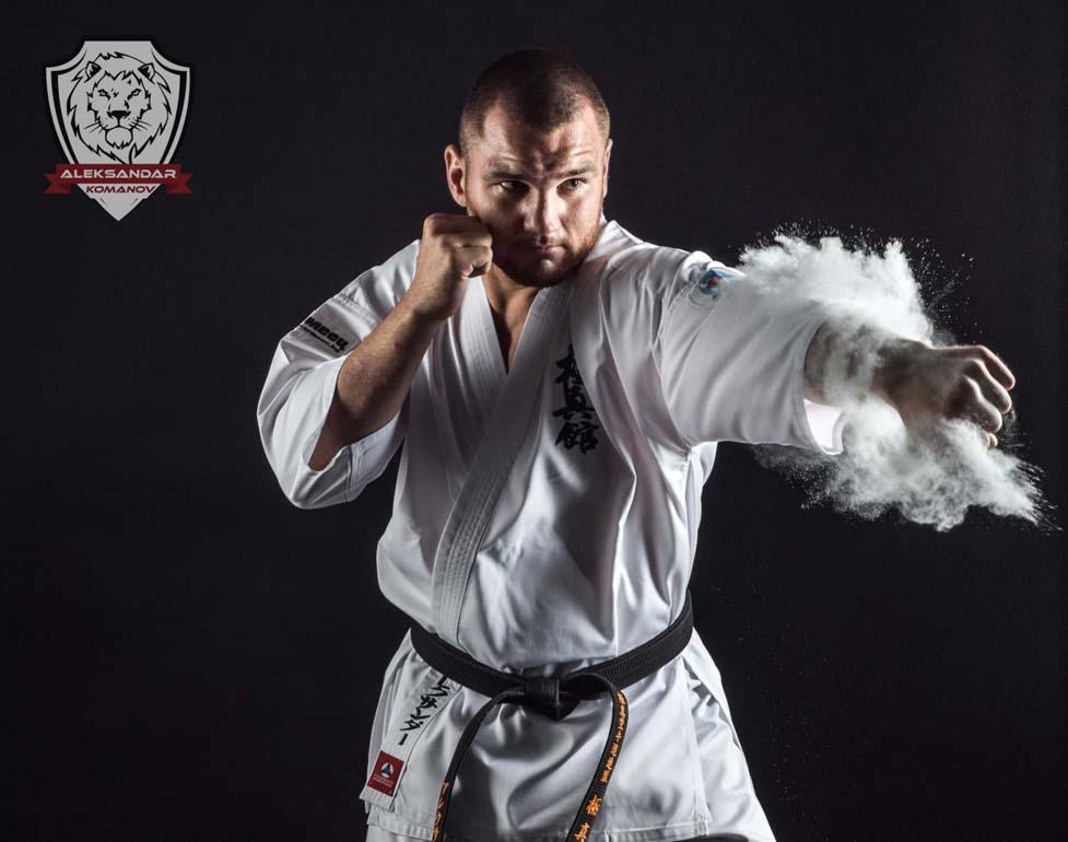Александър Команов ще участва на 30-то Европейско Първенство по Киокушин
