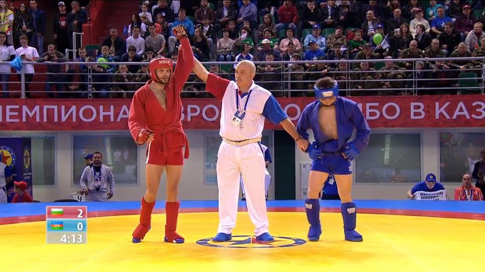 Марко Косев: Това е последното ми състезание и ще оставя сърцето си на тепиха