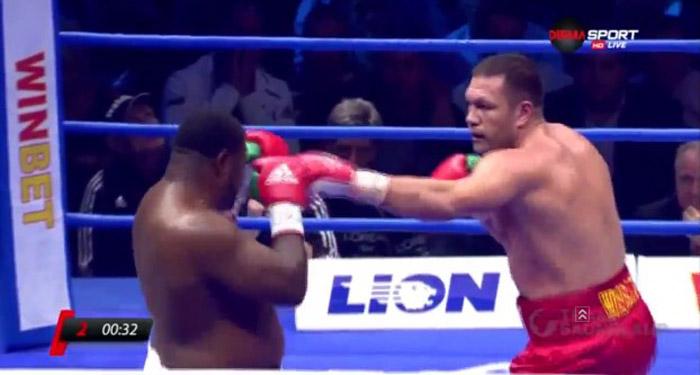 Целият мач между Кубрат Пулев и Самюел Питър (ВИДЕО)