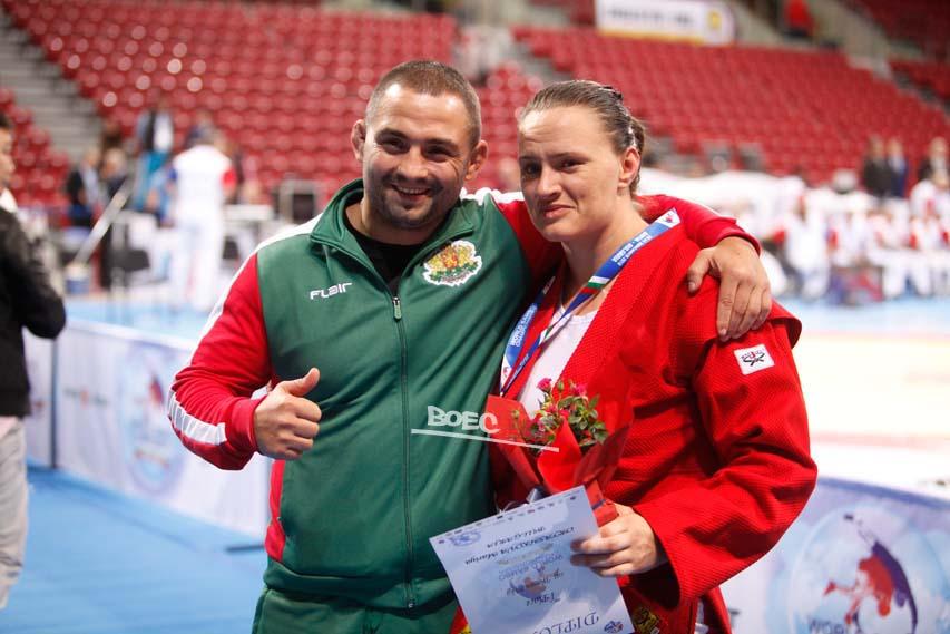 Рожден ден празнува златната Мария Оряшкова