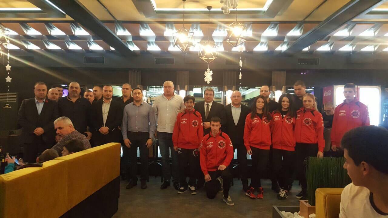 Боксовият Локомотив Горна Оряховица изпрати успешна година