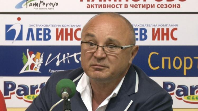 Президентът на федерацията по самбо Румен Стоилов напуска поста си (ВИДЕО)