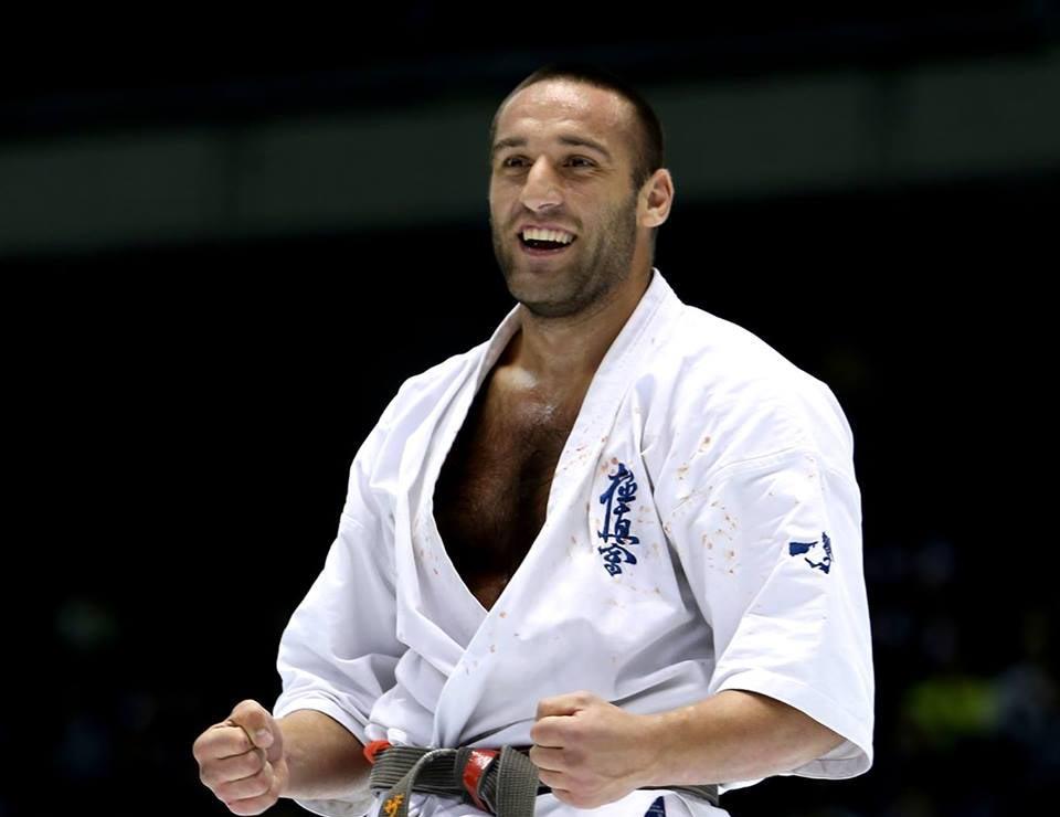 Рожденник днес е абсолютният световен шампион по киокушин Захари Дамянов