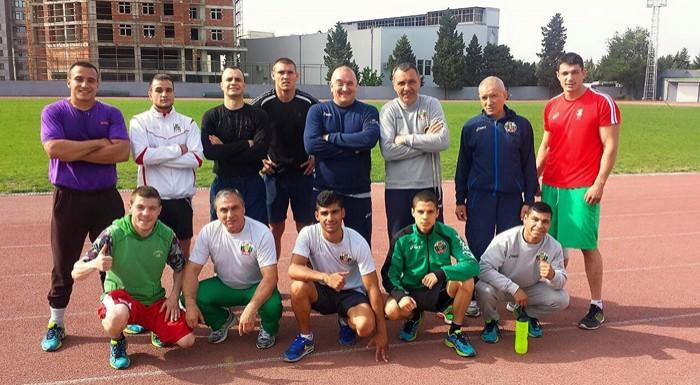 30 боксьори повикани на лагер в София