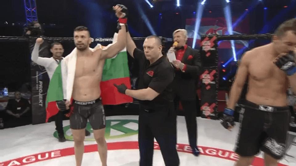 Никола Дипчиков с хубава победа в Австрия