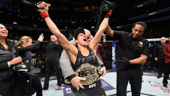 Аманда Нунес спечели втора титла и прибра тлъст чек