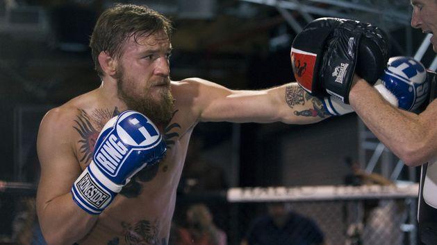Макгрегър започна боксовите тренировки (ВИДЕО)