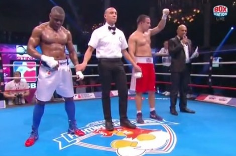Победа за Панталеев в Париж