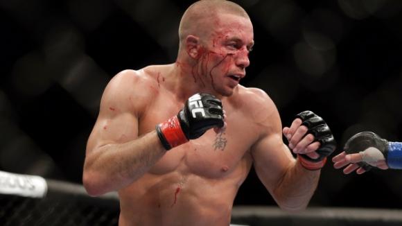 Официално: Сен Пиер подписа с UFC