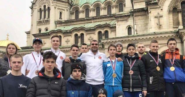 Българските таекуондисти с 12 медала в Словения