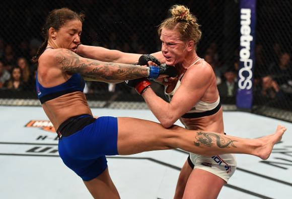 Дузина звезди от UFC със забрана да се бият