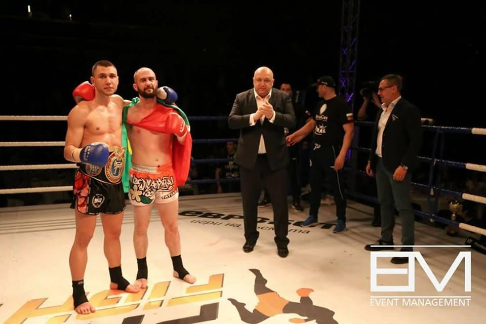 Над 3000 души посрещнаха европейската титла на първата за годината гала Pro Fight 7