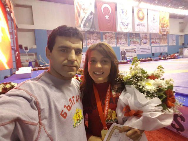 Мими Христова триумфира с титла на престижен турнир