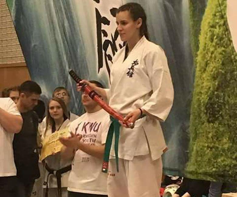 Любомира Николаева вдигна европейската титла по киокушин