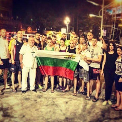 България се представи страхотно в Тайланд! Грабнахме шест световни титли