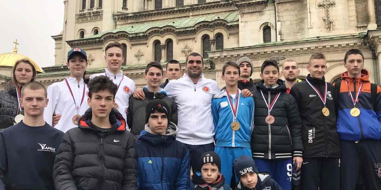 """България с 28 медала от """"София Оупън"""" 2017"""
