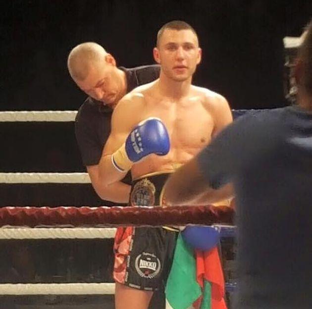 Богдан Шумаров – европейски шампион!
