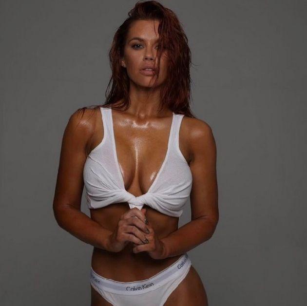 Момиче от ринга по-секси от всякога след раждането (СНИМКИ)