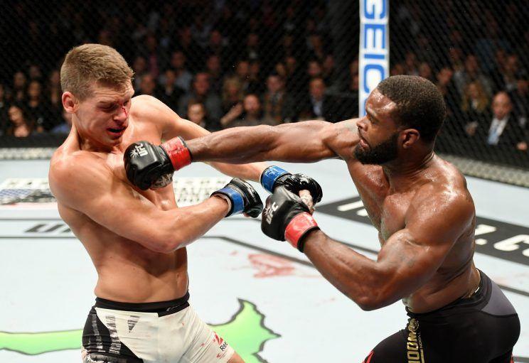 Най-доброто от UFC 209 (ВИДЕО)