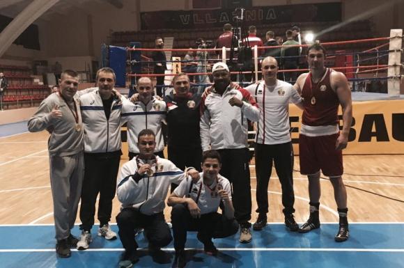 България с три титли от турнира в Албания