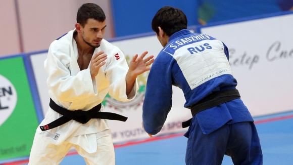 Страхотен Янислав Герчев спечели сребро от Европейското