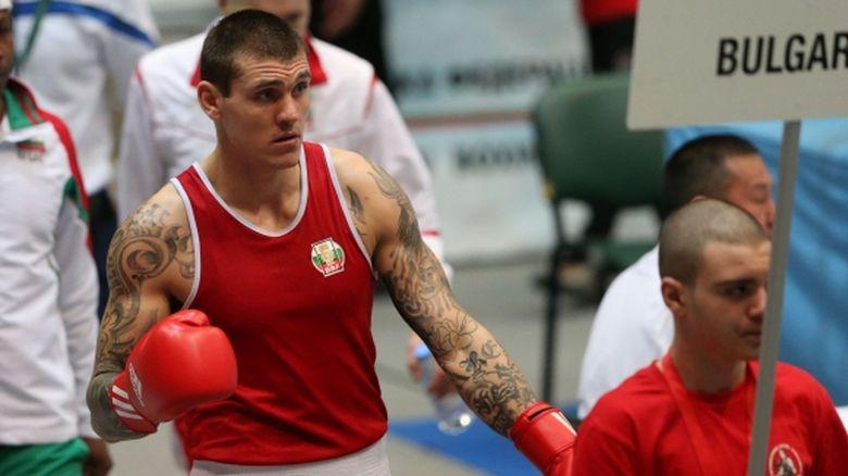 Кристиян Димитров с победа в дебюта си в световните боксови серии WSB