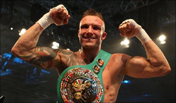 Най-успешният датски боксьор в историята се завръща
