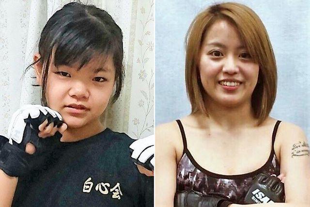 В Япония пускат 12-годишно момиче в ММА битка с 24-годишна жена