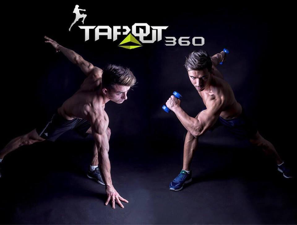 Ивел и Пламен правят най-голямата тренировка на открито по Tapout