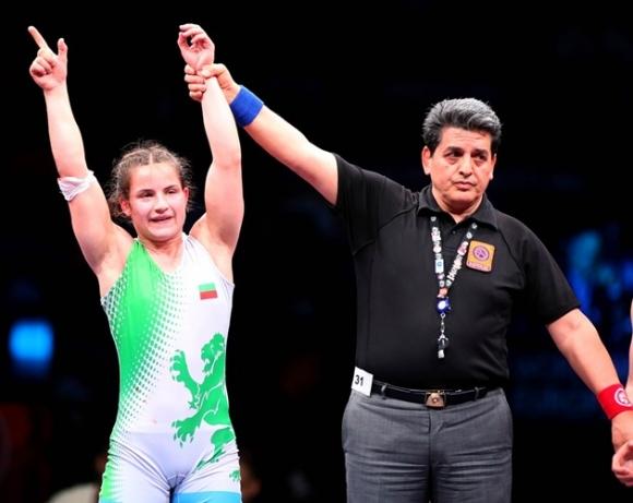 Еврошампионката Дудова: Ще бъда по-добра от Станка Златева!