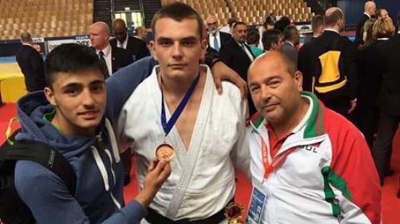 Бронзов медал за Ивайло Димитров от Европейската купа