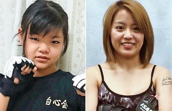 12-годишно момиче победи 24-годишна жена при дебюта си в ММА (ВИДЕО)