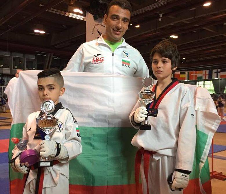 Злато и два сребърни медала за България в Берлин