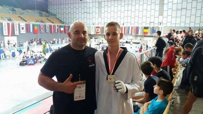 Златен медал за България в Австрия