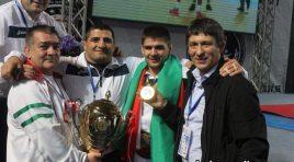 Иво Ангелов събра съотборници и приятели за сребро от Евро 2017