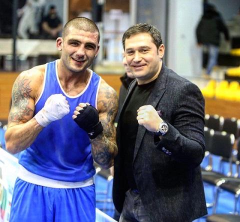 Хакобян и Панталеев днес излизат на европейското по бокс
