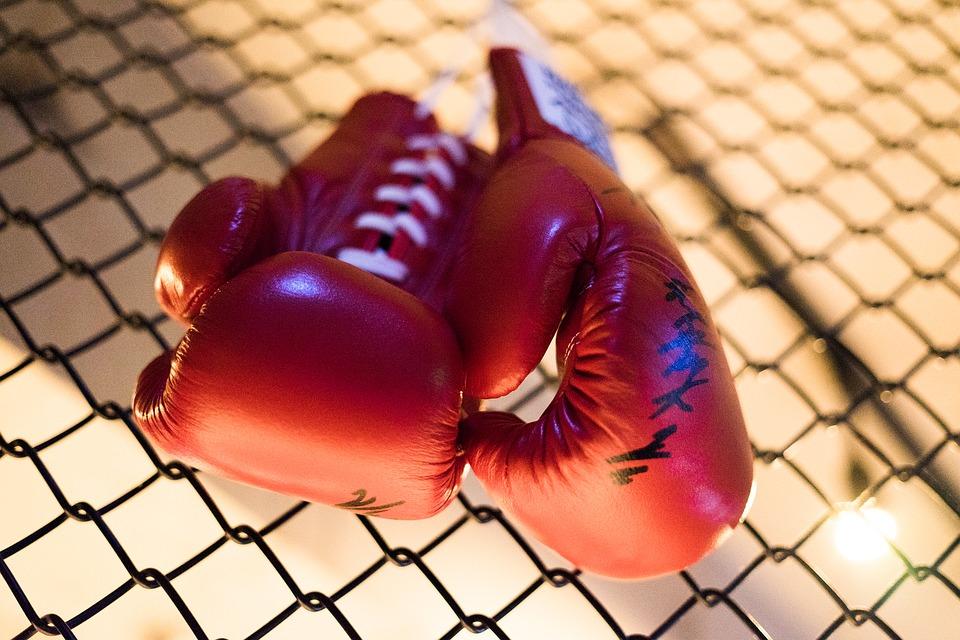 Тренировки по бокс със Симеон Наковски