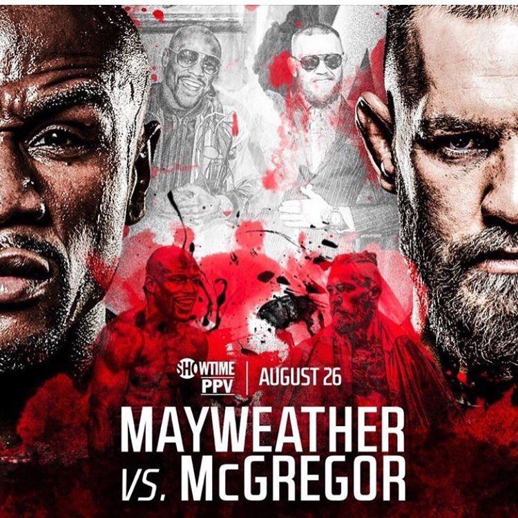Официално: Мейуедър – Макгрегър през август!